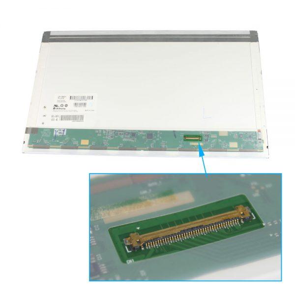 מסך למחשב נייד Acer Aspire 7540 Laptop LCD Screen 17.3 WXGA++ LED Right Connector Replacement -87148