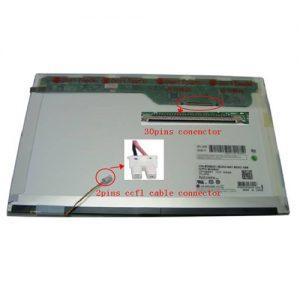 מסך למחשב נייד  Apple 646-0301 Laptop LCD Screen 13.3 WXGA Matte