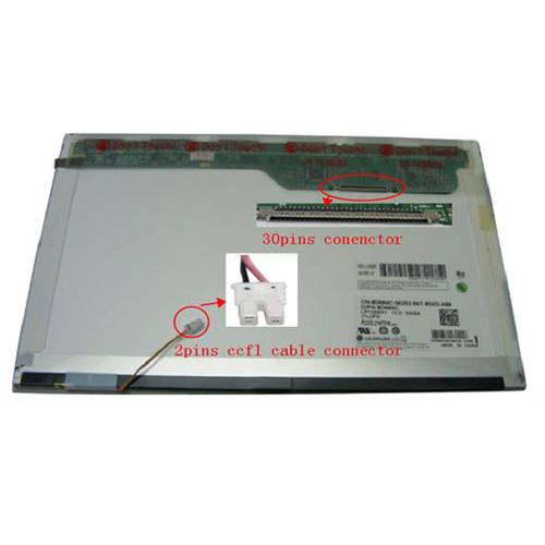 מסך למחשב נייד Apple 646-0301 Laptop LCD Screen 13.3 WXGA Matte -0