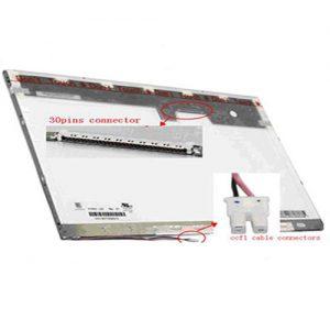 מסך למחשב נייד Apple MacBook Pro Unibody MC118LL/A Laptop LCD Screen 15.4 WXGA+ Matte (CCFL backlight)