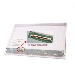 מסך למחשב נייד  Asus K70IJ Laptop LCD Screen 17.3 WXGA++ LED Right Connector
