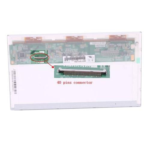 מסך למחשב נייד Asus 18G240804203 Laptop LCD Screen 8.9 Replacement -0