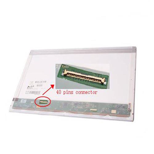 מסך למחשב נייד Compaq Presario CQ71-410SF Laptop LCD Screen 17.3 WXGA++ Left Connector (LED backlight) -0