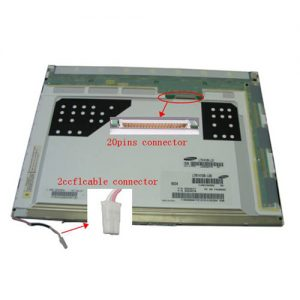 מסך למחשב נייד  Hitachi TX36D71VC1CAA Laptop LCD Screen 14.1 XGA(1024×768) Glossy
