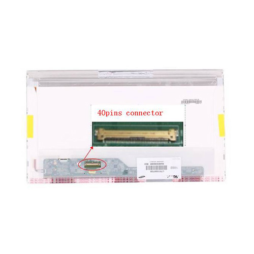 מסך למחשב נייד HP Compaq 615 Laptop LCD Screen 15.6 WXGA Left Connector (LED backlight) -0