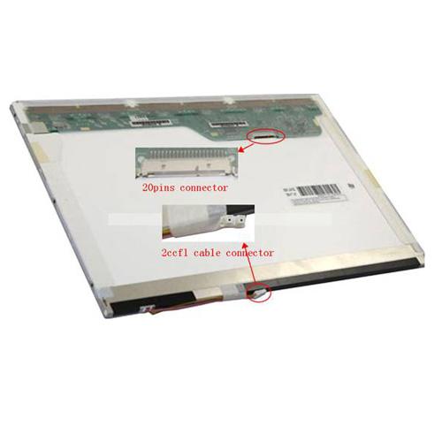 מסך למחשב נייד IBM Lenovo U330 Laptop LCD Screen 13.3 WXGA(1280x800) Matte-0