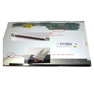 מסך למחשב נייד IBM Lenovo Thinkpad T61 Laptop LCD Screen 14.1 WXGA Matte (CCFL backlight)