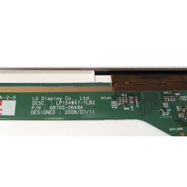 מסך למחשב נייד Lenovo 42t0587 Laptop LCD Screen 15.4 WXGA(1280x800) Glossy LED-59121