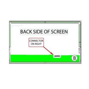 מסך למחשב נייד IBM Lenovo Y560 Laptop LCD Screen 15.6 WXGA Glossy Right Connector (LED backlight)