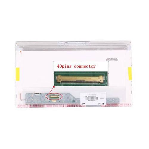 מסך למחשב נייד IBM Lenovo SL510 Laptop LCD Screen 15.6 WXGA Glossy Left Connector (LED backlight) -0