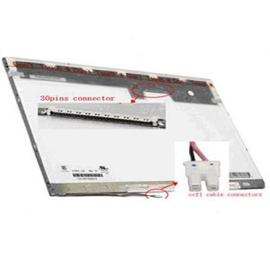 מסך למחשב נייד  Laptop LCD Screen Replacement for Toshiba A305-S6898 15.4 WXGA Glossy