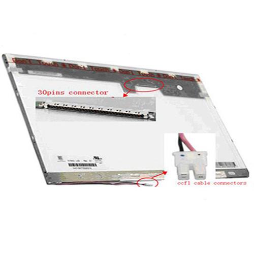 מסך למחשב נייד Laptop LCD Screen Replacement for Toshiba A135-S4427 15.4 WXGA Glossy-0