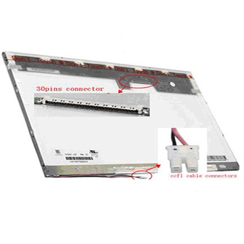 מסך למחשב נייד Laptop LCD Screen Replacement for Toshiba L45-S4687 15.4 WXGA Glossy-0