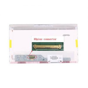 מסך למחשב נייד Toshiba Satellite L655-S51122 Laptop LCD Screen 15.6 WXGA Glossy Left Connector (LED backlight)