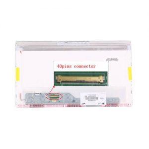 מסך למחשב נייד Toshiba Satellite L655D-S5055 Laptop LCD Screen 15.6 WXGA Glossy Left Connector (LED backlight)
